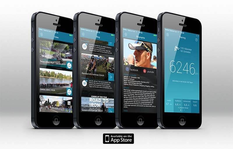 iPhone App Werbung