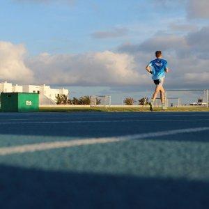 400m Bahn Club La Santa