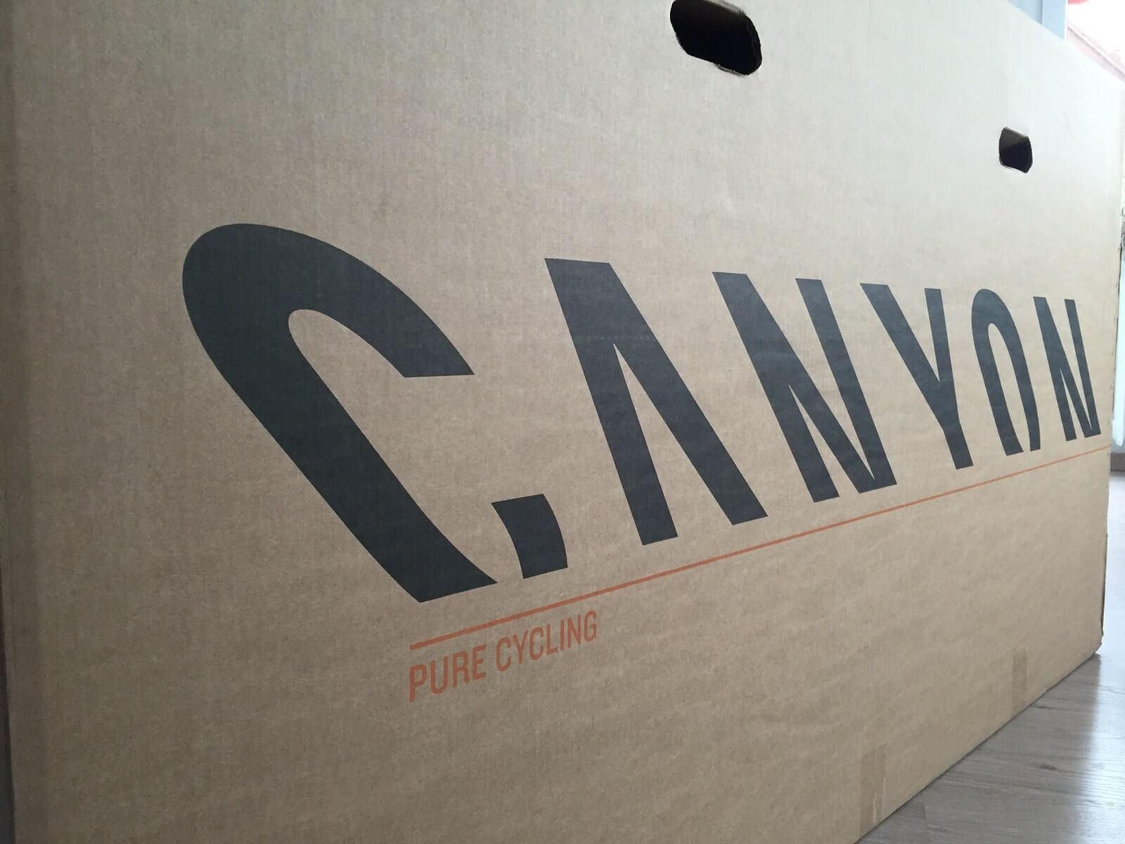 Canyon Bike Guard