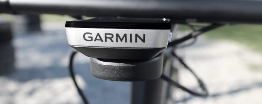 Garmin Mount am Canyon Aeroad CF SLX