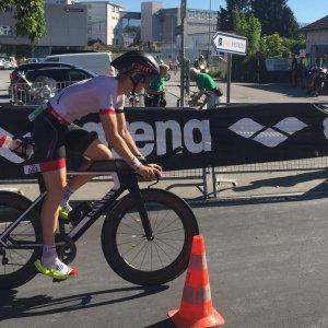 Bikestart Ironman 70.3 Rapperswil 2017