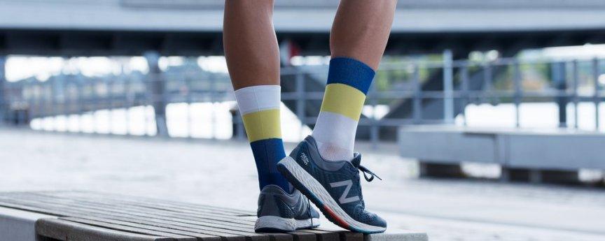 ÎNCYLENCE - Socke at Hafencity