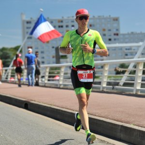 Running @ Ironman Vichy 2018