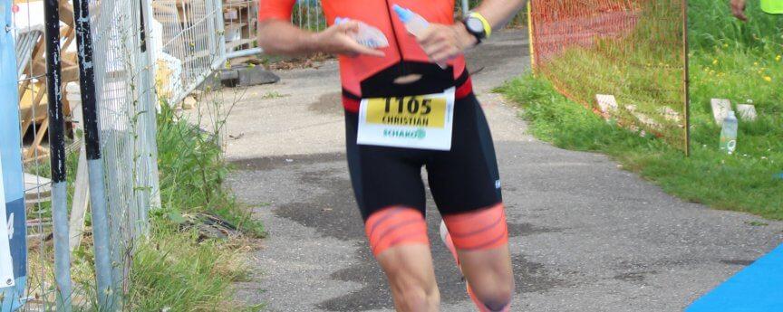 Run Schaffhauser Triathlon 2021 Bild: Frieder Schneble