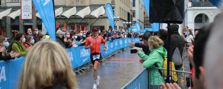 Run Ironman Hamburg 2021 Bild: Frieder Schneble