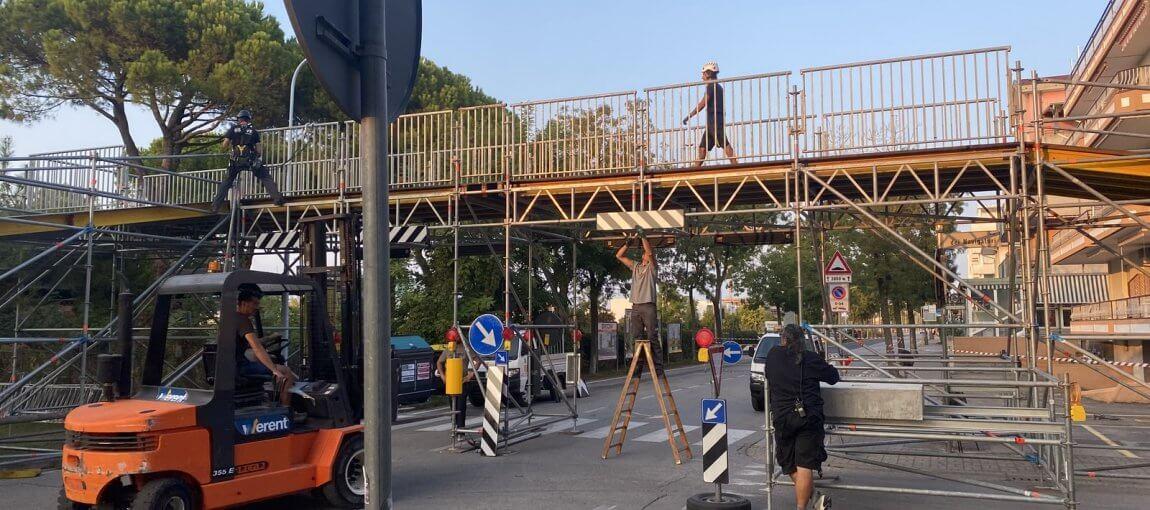 Swim Ironman 70.3 Venice-Jesolo 2021 Bild: C.Schneble