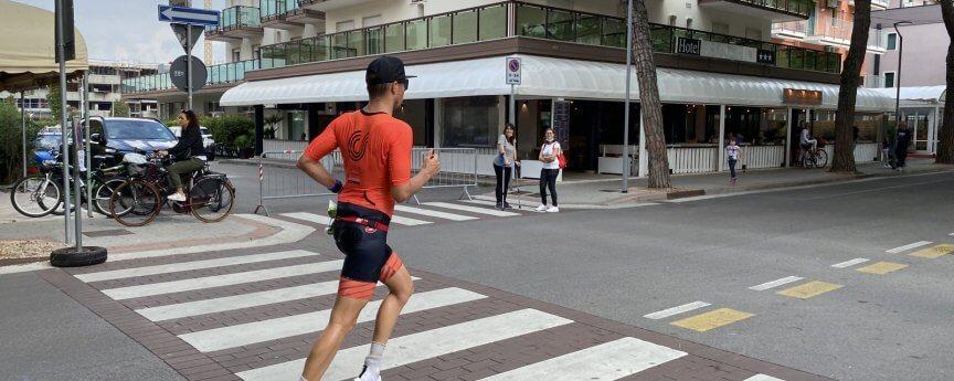 Run Ironman 70.3 Venice-Jesolo 2021 Bild: C.Schneble