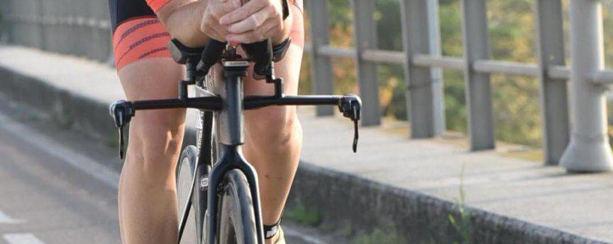 Bike Ironman 70.3 Venice-Jesolo 2021 Bild: FinisherPix