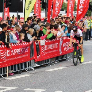 Bike Part Ironman Hamburg 2017